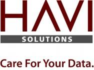 Logo HAVI Solutions, zur Webseite