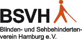 Logo Blinden- und Sehbehindertenverein Hamburg e. V., zur Webseite